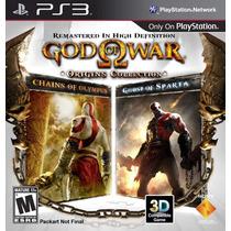 God Of War Origins Collection Digital Ps3 - Jxr
