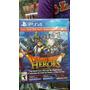 Dragon Quest Heroes Edición Primer Día Ps4