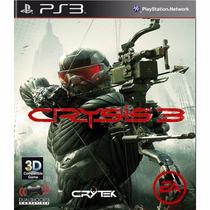 Ps3 Digital Crysis 3 - Digital Ps3