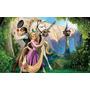 Cenefas Adhesivas Decorativas Enredados - Rapunzel