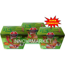 Emagrecedora Redu Fit 1a Super Adelgazante 100% Natural X 3