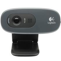 Cámara Web Logitech Hd Webcam C270 Videoconferencias Hd 720p