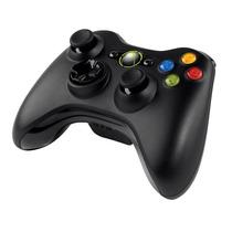 Xbox 360 Control Inalambrico Microsoft Original 100% Palanca