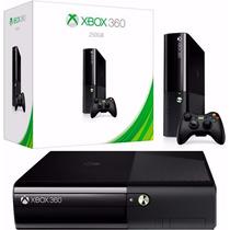 Xbox 360 E Super Slim 4gb Con Wifi