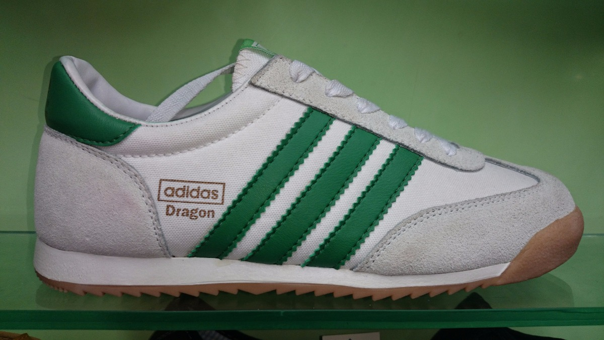 adidas dragon verdi