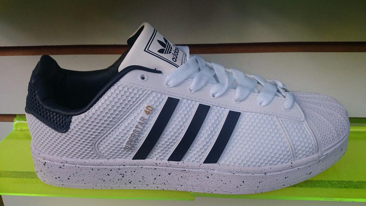 outlet store 973d7 dc60f Adidas Superstar 4d