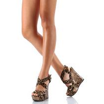 Tacones Para Dama (zapatillas Y Sandalias) Entrega Inmediata