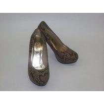 Zapatos Mujer Tacon Elegantes