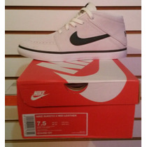 Nike Suketo Out Door Botín En Cuero 100 % Originales