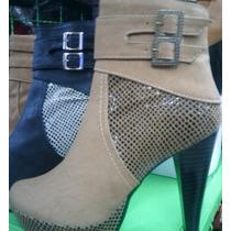 Bota Y Zapato Para Dama