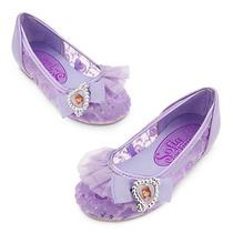 Zapatos Princesa Sofia Original De Disney Americanos