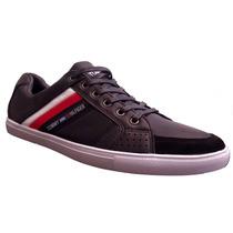 Tennis Tenis Zapatillas Zapatos Tommy Hilfiger Envio Gratis