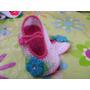 Zapaticos En Crochet Para Bebé Muy Economicos