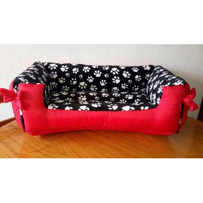 Camas para perro doble funci n sof y colchoneta 90 for Colchoneta sofa exterior
