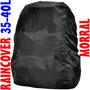 Rain Cover Protector Impermeable Lluvia Para Morral 35-40l