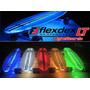 Patineta Longboard Luces Led Flexdex | BAHIAJAMIN
