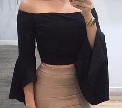Blusas para mujer Limonni LI887 Tops