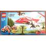Lego Avión De Bomberos Original