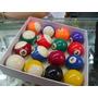 Bolas Pool Billar Deporte Ciencia Ibros Ball Resina Juego | CHEPE152008