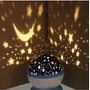 Proyector De Estrellas Luna Led Giratoria Remate !!!