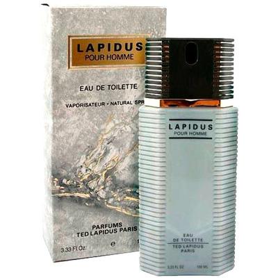 Perfume Lapidus Original Hombre 100 Ml