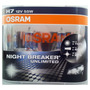 Osram Night Breaker Unlimited H7 110% Mas Luz Ref 64210nbu | CASTTA
