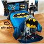 Edredon Batman Orginal Envio Gratis