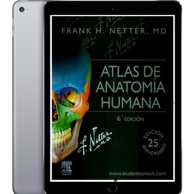 NETTER DE PDF ANATOMIA HUMANA ATLAS GRATIS