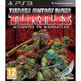 Juego Ps3 Tortugas Ninja: Mutantes En Manhattan - G0004855 | HENRIO
