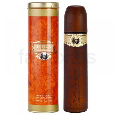 Perfume Cuba Gold De Fragluxe Para Hombre