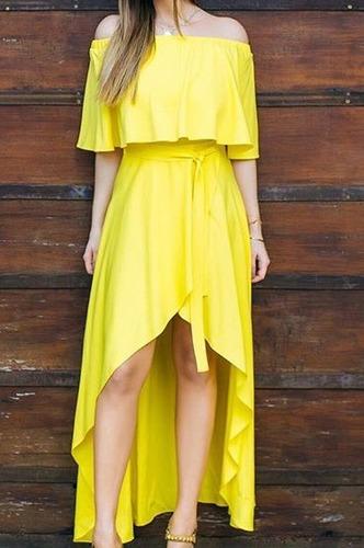 Vestidos para mujer Limonni LI474 Largos elegantes Fiesta