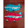 Globo Metalizado Avion 80cms | LAMONA_883