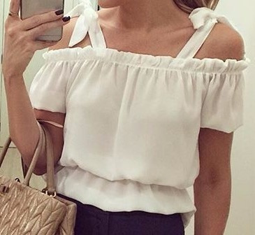 Blusas para mujer Limonni LI918 Casuales