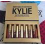 Labial  Kylie Edicion Dorada Birthday Mate Caja X 6 Unidades   RODRIGOMORENOCUARTAS