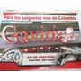 Kit De Arraste Marca Gaviria | ADONIS20052005