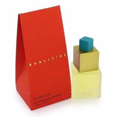 Perfume Original Mujer Realities 100 Ml De Liz Claiborne