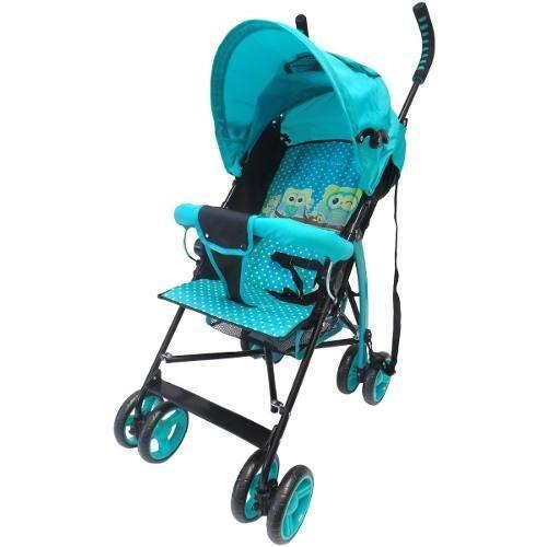 Coche Paseador Happy Baby Cams-trip Azul (sombrilla)