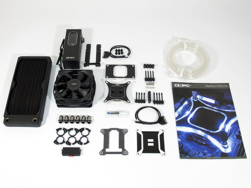 Water Cooling Pc Xspc Raystorm Ion Ex240 (intel+amd Am4)