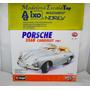 1956 Porsche 356b Cabrio Para Armar Burago 1/24   MODELOSAESCALATOP