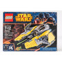 Lego Star Wars 75038 Interceptor Jedi (descontinuado) 10/10 | DONCEBRA