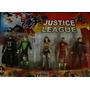 Kit Colección Liga De La Justicia