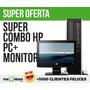 Computadores Hp Dual Core 2.1ghz-lcd 15 Wide -gratis Envio | GIRARDOTEÑO0924