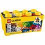 Lego Classic Caja De Ladrillo De 484 Fichas 10696 Envio Ya | MAPAOT