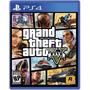 Gta 5 Grand Theft Auto 5 Fisico Nuevo Sellado Playstation 4 | ZONAFD