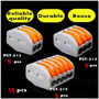 Conectores Para Alambre Y Cable  15unds.x 2p,3p,5p   YESUS_1445213