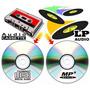 Paso Cassettes De Audio Y Lp A Digital O Cd | DIMAR1230