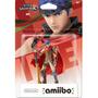 Figura Amiibo Ike Super Smash Bros Para Nintendo Original | KUROIZERO55