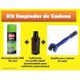 Kit Limpiador Lubricante Para Cadena De Moto, Desengrasante | EDWINALEXANDERMOJICAGOYENECH