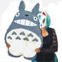 Peluche Cojin Mi Vecino Totoro Studio Ghibli Neighbor Totoro | ROMANTIK BOUTIQUE