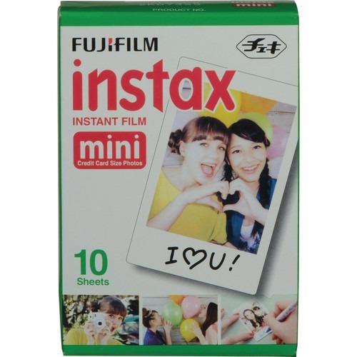 Fuji Instax Mini 8 Y 9 X 10 Fotos